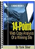 14point web copy analysis of a winning site