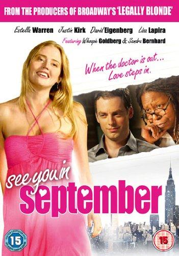 See You In September [DVD] [Edizione: Regno Unito]
