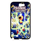 Sonic the Hedgehog Samsung Galaxy Note 2 N7100 case Unique Designer cartoon game plastic cover case