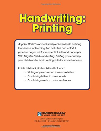 Handwriting-Printing-Workbook-Brighter-Child-Grades-K-2