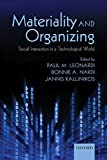Materiality and Organizing: Social Interaction in a Technological World
