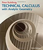 img - for Technical Calculus with Analytic Geometry book / textbook / text book