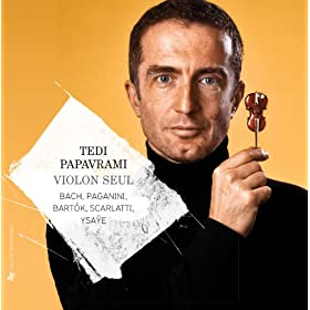 Bach, Paganini, Bart�k, Scarlatti & Ysa�e: Violon seul