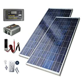 Residential Solar Energy Kits