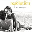 Resolution: Swept Away Series #3 Audiobook by J. S. Cooper Narrated by Carly Robins