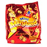 MARYLAND COOKIES MINI (6 MINI BAGS PER PACK) 8x 150g packs