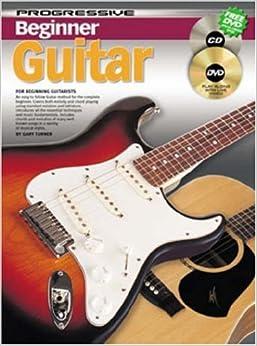 cp69163 progressive beginner guitar 9781864691634 gary turner books. Black Bedroom Furniture Sets. Home Design Ideas