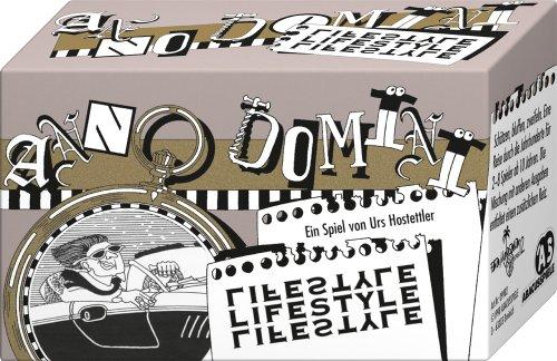 ABACUSSPIELE 09982 - Anno Domini - Lifestyle