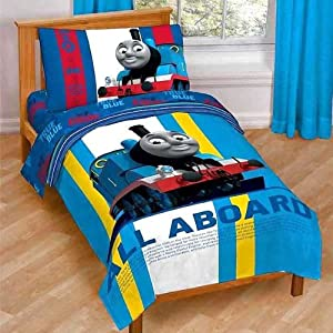 thomas the train all aboard toddler bedding set home