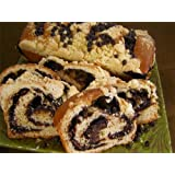 Chocolate Babka 18 oz ~ Zelda's Sweet Shoppe