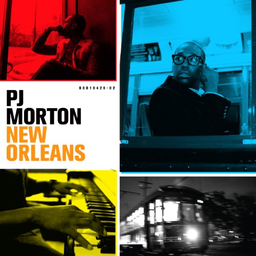 PJ Morton-New Orleans-CD-FLAC-2013-PERFECT Download