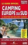 Le guide officiel Camping Europe du s...