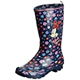 Gioseppo Kids Minnie W2 Wellingtons Boot