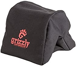 Wild Grizzly Medium Camera Bean Bag (Black)