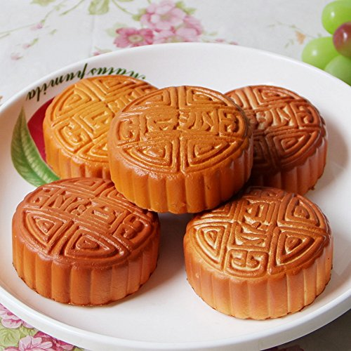 Moving box 4 pcs pu material fake cake artificial bread for Artificial bread decoration