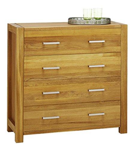 Cheap Jysk 4 Drawer Chest Silkeborg Oiled Oak
