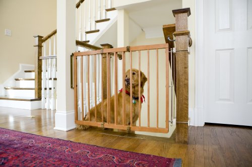 Cardinal Gates Wood Gate for Pets