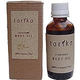 Tarika Ayurvedic 100% Natural Body & Massage Oil Relief Stress, Joint Pain 100ml