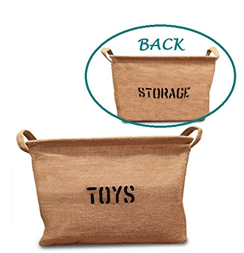 Toy-Storage-Basket-for-Nurseries-Babies-Kids-and-Home-Organizing-Bin-for-Clothing-Children-Books-Bath-Toys-Dog-Supplies-Playrooms-Bookshelves-or-Office-Supplies-For-Any-Room-Of-The-House