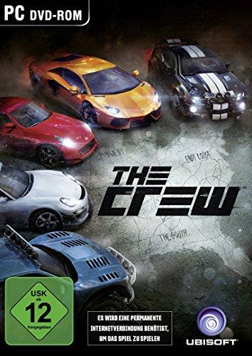 #The Crew#