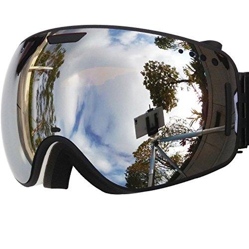 ZIONOR-Lagopus-X1-Snowboard-Patinage-Motoneige-Lunettes-de-Ski-avec-Dtachable-Extra-large-Lentille-et-Grand-Angle-Double-Anti-brouillard-Big-Sphriques-Masques-et-Lunettes