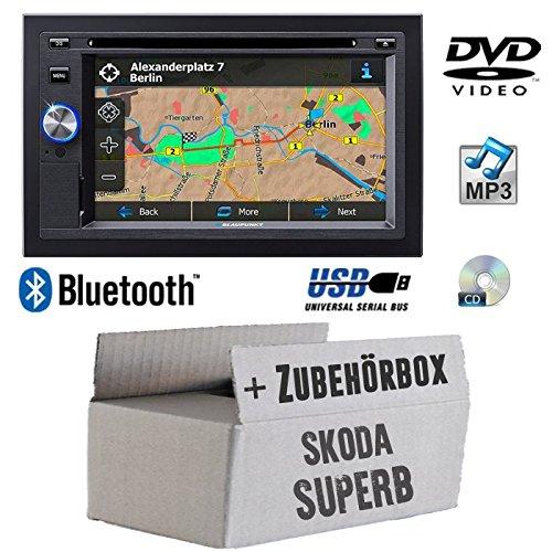 Cheap SKODA SUPERB 1Â -Â Blaupunkt San Diego 530Â -Â CD/MP3/USB car