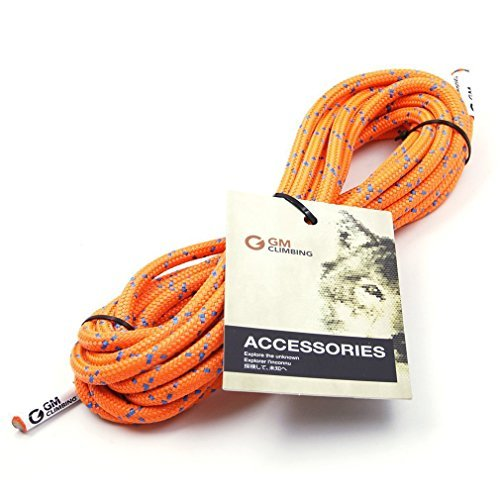 GM-CLIMBING-20ft-50ft-Accessory-Cord-Rope-Double-Braid-Pre-Cut-for-Outdoor-Recreation