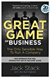 img - for The Great Game of Business, Expanded and Updated: The Only Sensible Way to Run a Company by Stack, Jack, Burlingham, Bo (2013) Paperback book / textbook / text book