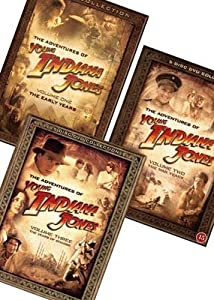 The Complete Adventures of Young Indiana Jones [DVD]