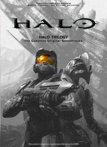 Halo Trilogy- The Complete Original Soundtracks (OST)