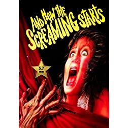 And Now The Screaming Starts [VHS Retro Style] 1973