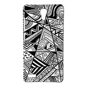 Mobile Cover Shop Glossy Finish Mobile Back Cover Case for Xiaomi Redmi Note