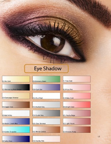 Glam Air Airbrush E14 Suede Grey Eye Shadow Water-based Makeup