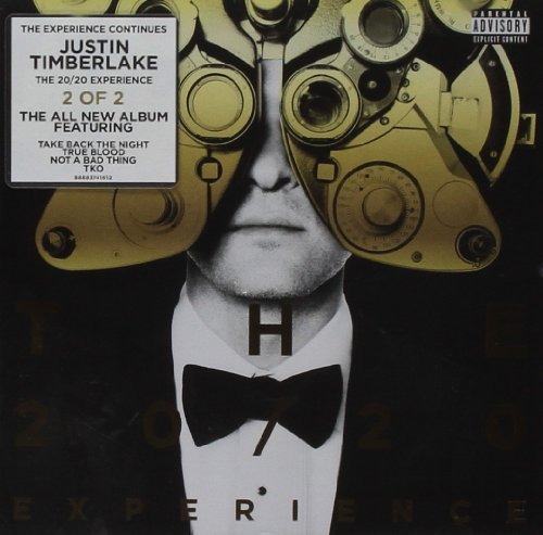 The 20/20 Experience 2 of 2 by Justin Timberlake