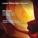 Brahms, J.: Symphonies Nos. 1 and 2