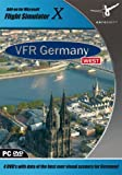 VFR Germany West: Add-On for Microsoft Flight Simulator X (PC DVD)