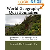 World Geography Questionnaires: Americas - Countries and Territories in the Region