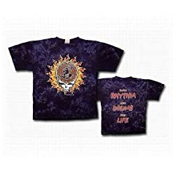 "Grateful Dead ""Edge Man"" Tie-Dye T-Shirt"