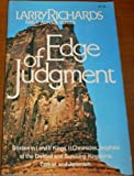 Edge of judgment: Pathways to blessing and judgement, studies in I and II Kings, II Chronicles, prophets of the divided and surviving kingdoms, Ezekiel, and Jeremiah