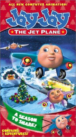 Jay Jay the Jet Plane - A Season to Share [VHS]