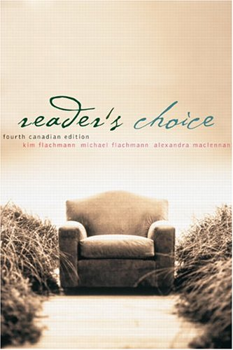 Reader's Choice Fourth Canadian Edition
