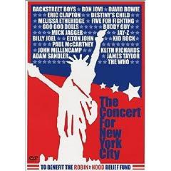 ザ・コンサート・フォー・ニューヨーク・シティ