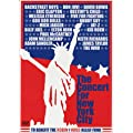 DVD-Concert For New York City; The