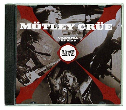 Motley Crue - Carnival Of Sins Volume 1 - Zortam Music