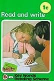 Read and Write: Key Words Reading Scheme 1C (Ladybird Key Words)