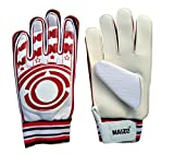 Maizo Shield Football Gloves (Assorted, Free Size)