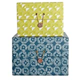 Box, Spring time, Set of 2 Sizes and Prints by House Doctor