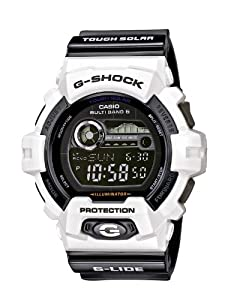 Casio Men's Quartz Watch G-Shock GWX-8900B-7ER with Rubber Strap