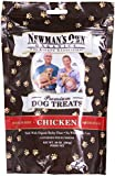 Newman's Own Organic Dog Treats, for Medium Size Dogs, Chicken, 10 oz