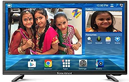 Fox-Trot GV329TAR 32 Inch HD Ready Smart LED TV Image
